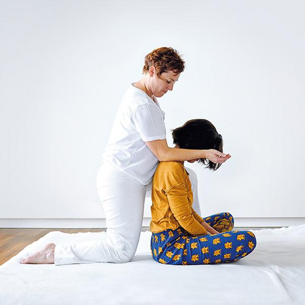 Shiatsu mit Anja Rümmele-Peintner
